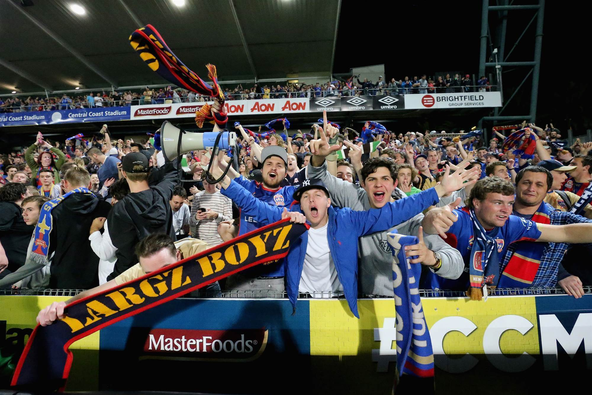 Pic special: A-League Round 1 action