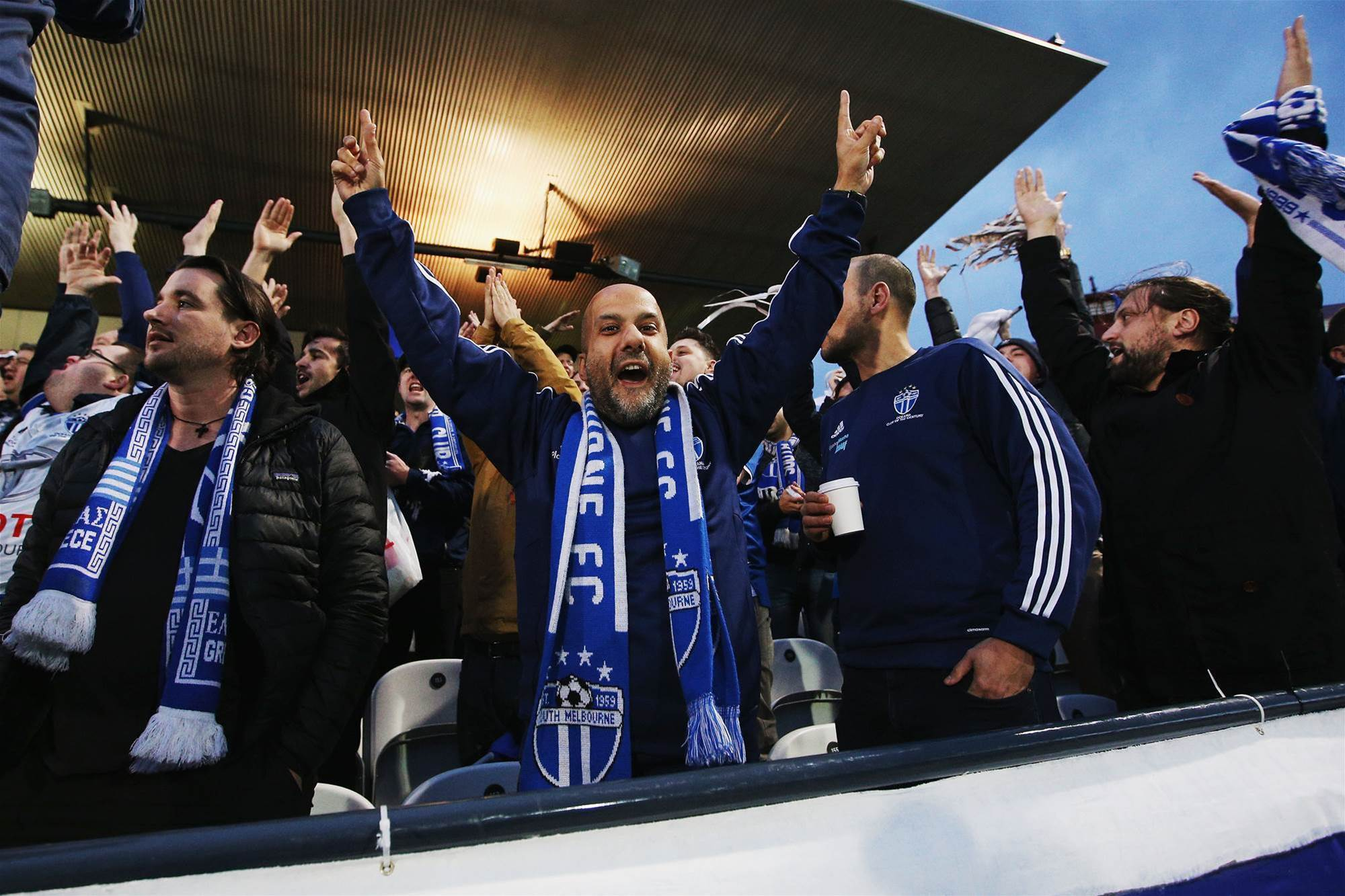 FFA Cup semi-final pic special