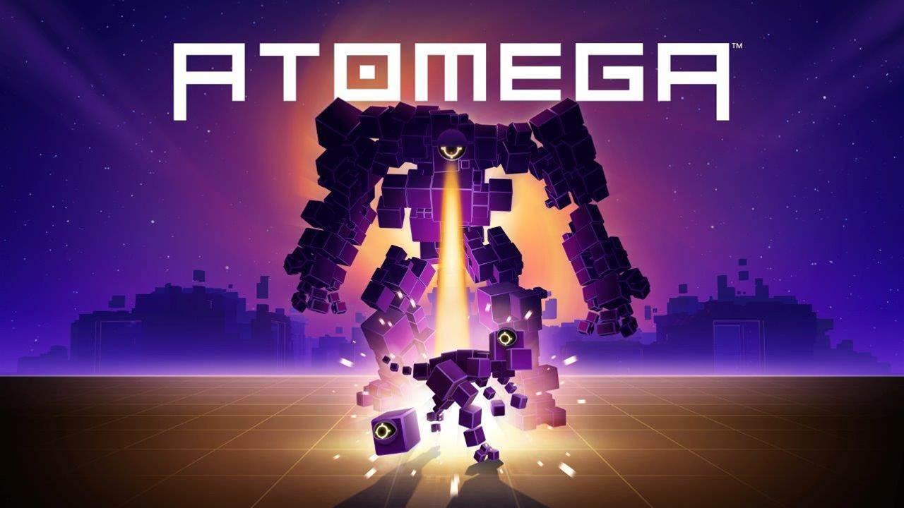 Cubic warfare! Atomega screenshots