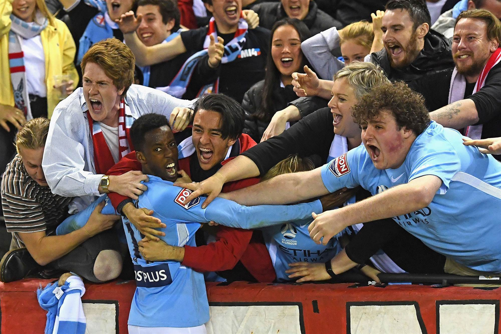 Pic special: A-League Round 2 action