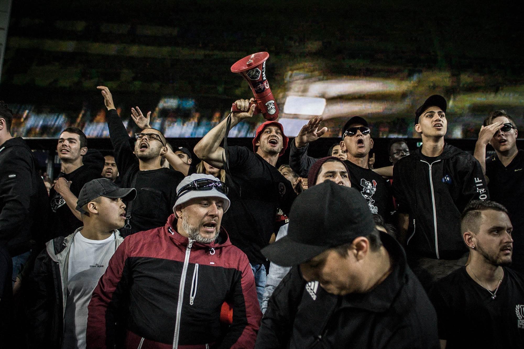 Sydney Derby fan pic special