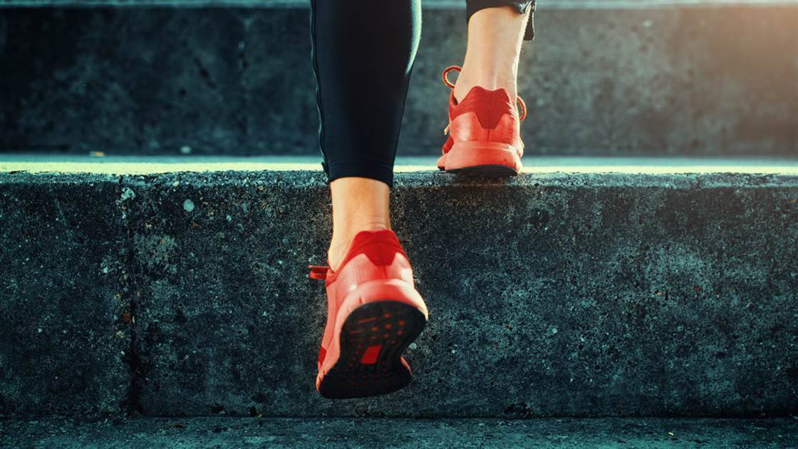 The Amazing Health Benefits Of Walking Outside Every Day