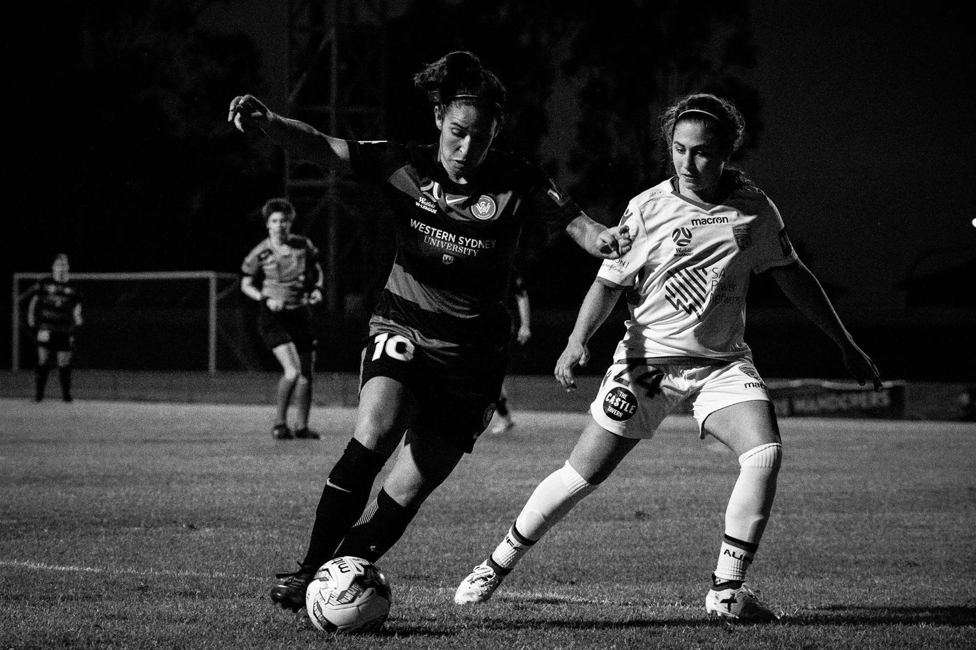 W-League pic special: Western Sydney Wanderers v Adelaide United