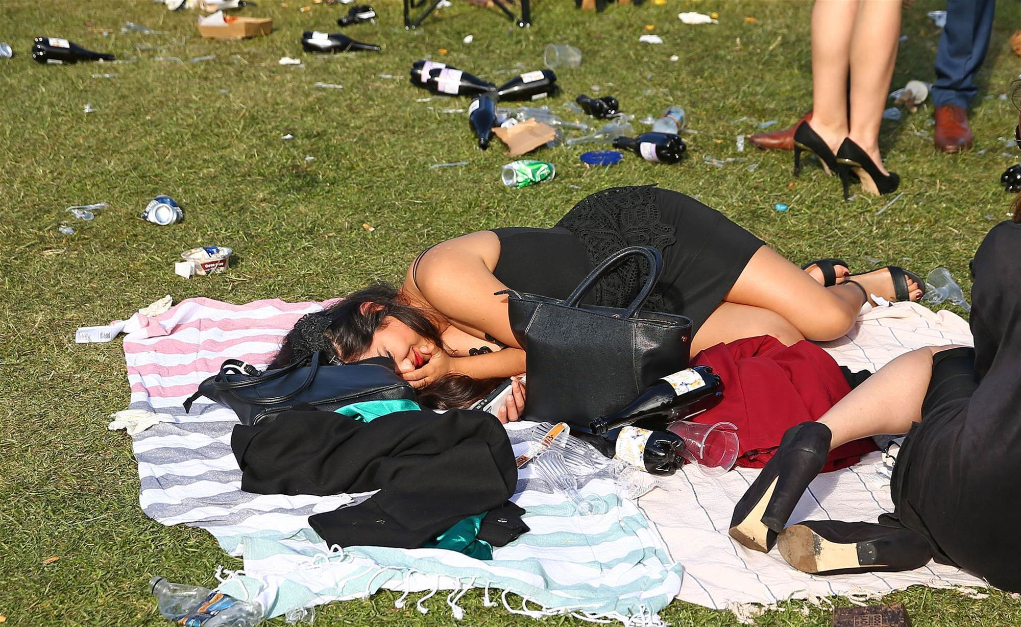 Pic special: The worst photos of the Melbourne Cup