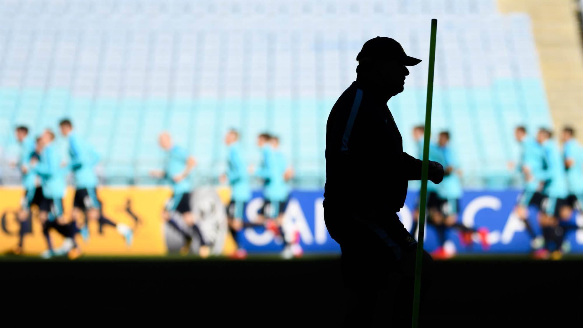 PIC SPECIAL: Socceroos get set for Honduras