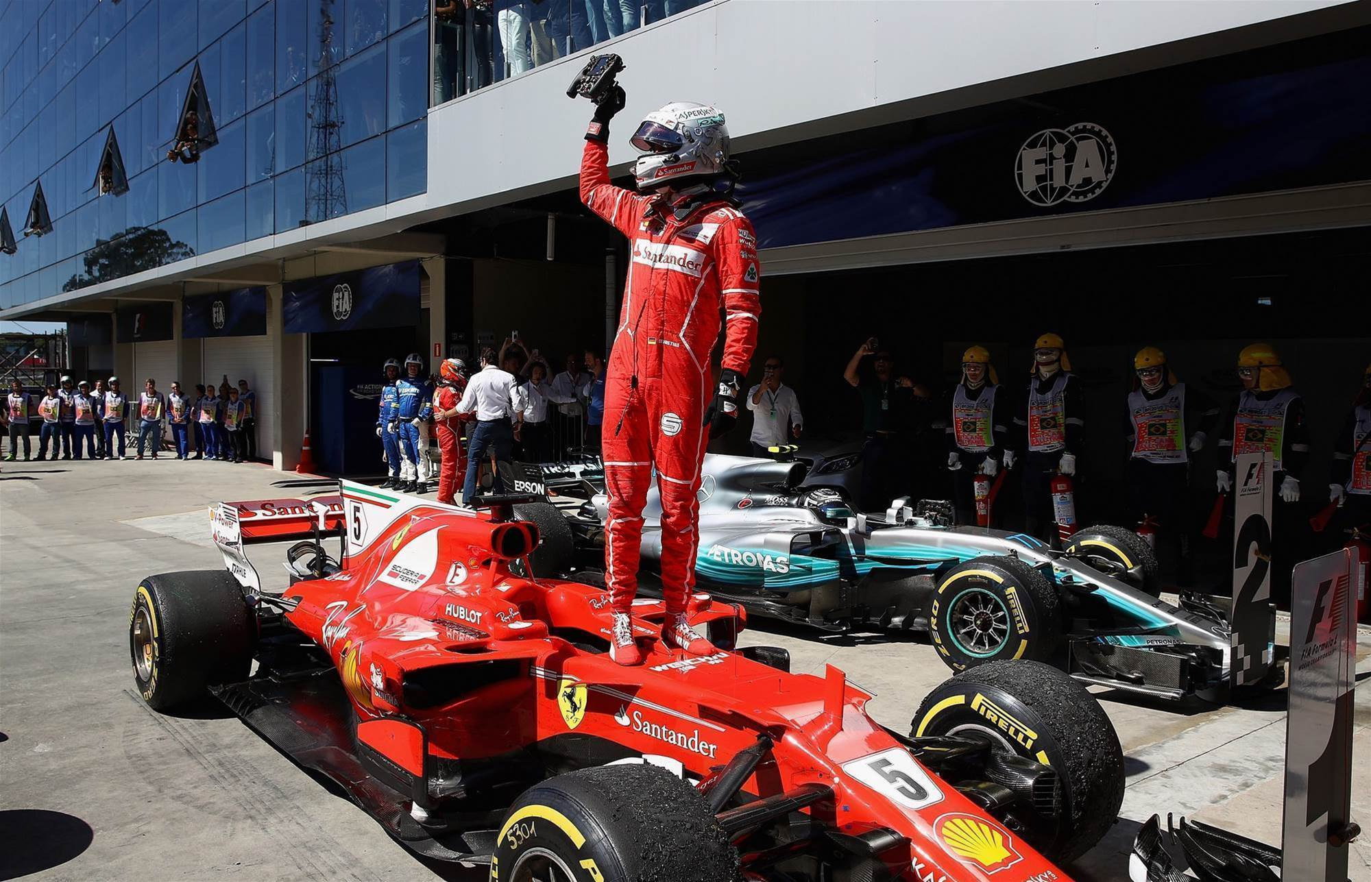 Pic gallery: Brazilian Grand Prix