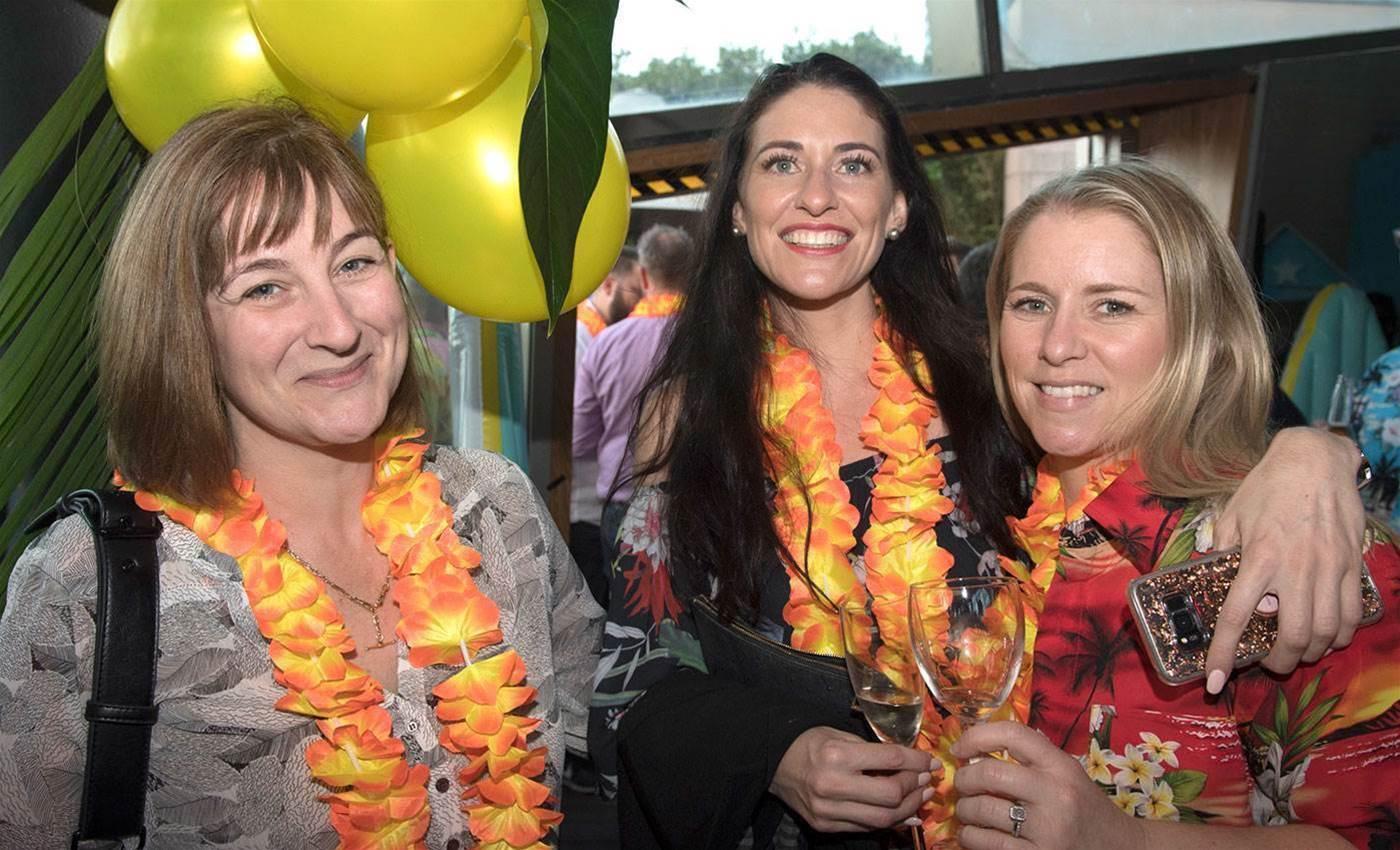 Microsoft partners head to Rhipe's Sydney beach party