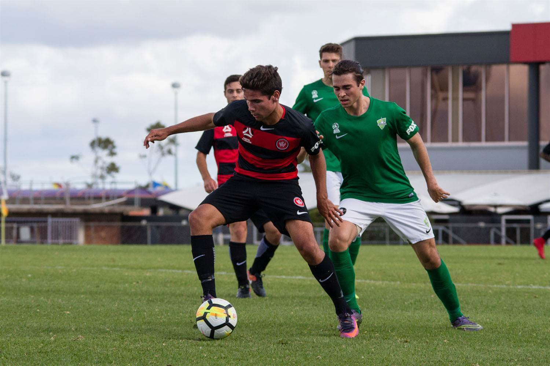 Pics: Wanderers Youth smash Canberra United