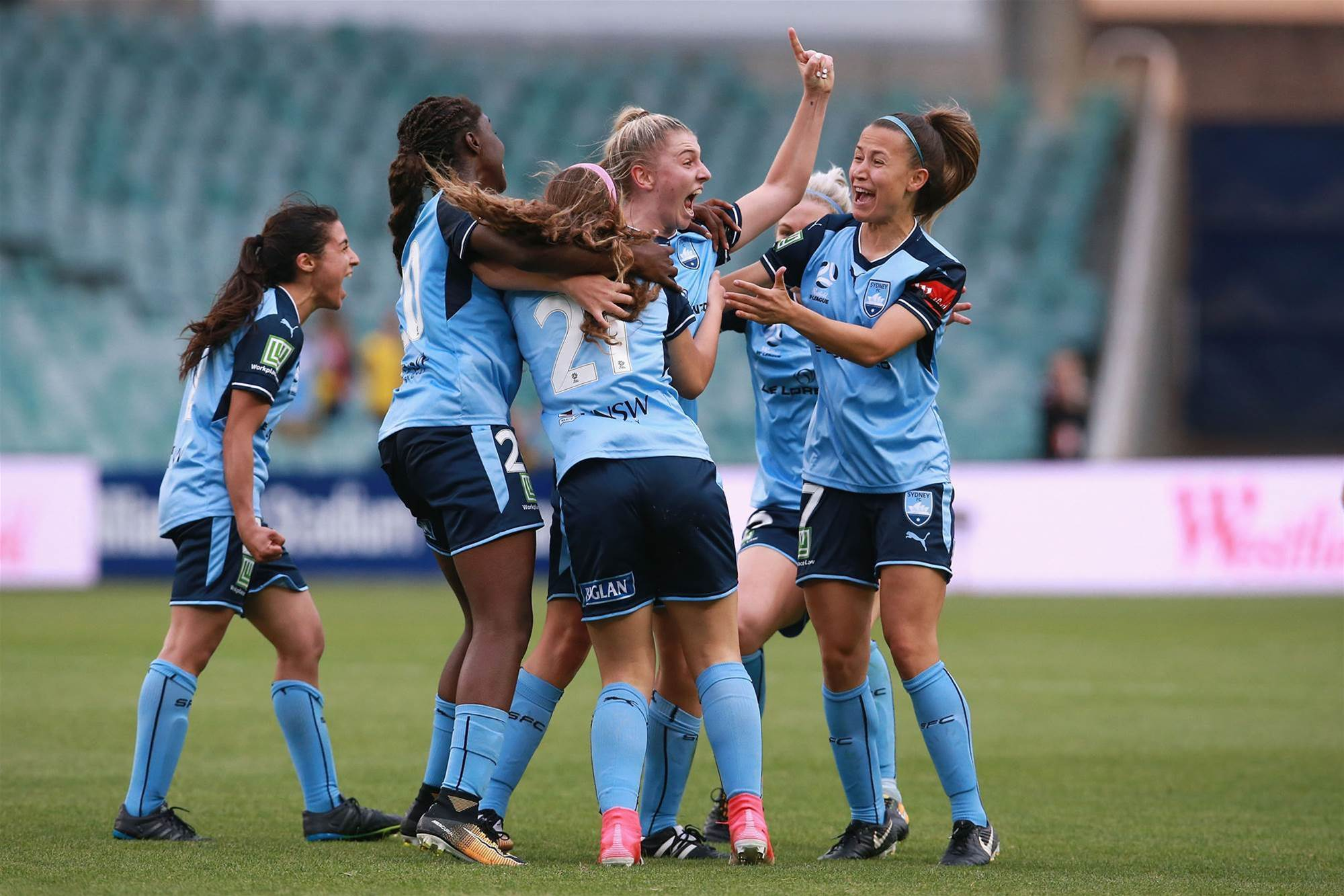 W-League Round 4 pic special - Sydney off the mark!
