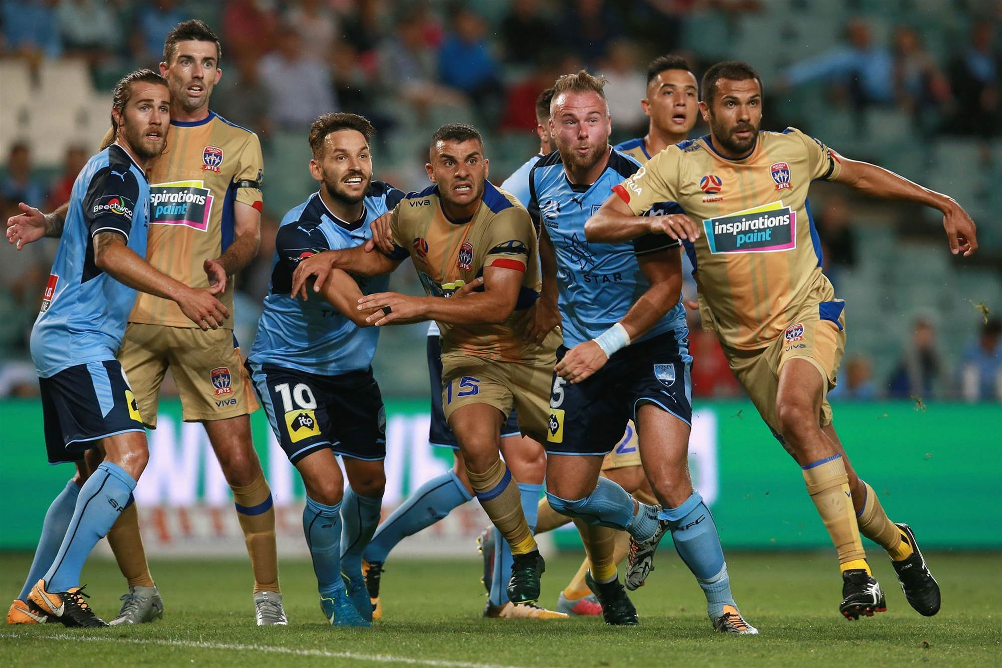 A-League Round 7 pic special
