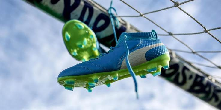 Gallery: Puma's new Atomic Blue boots