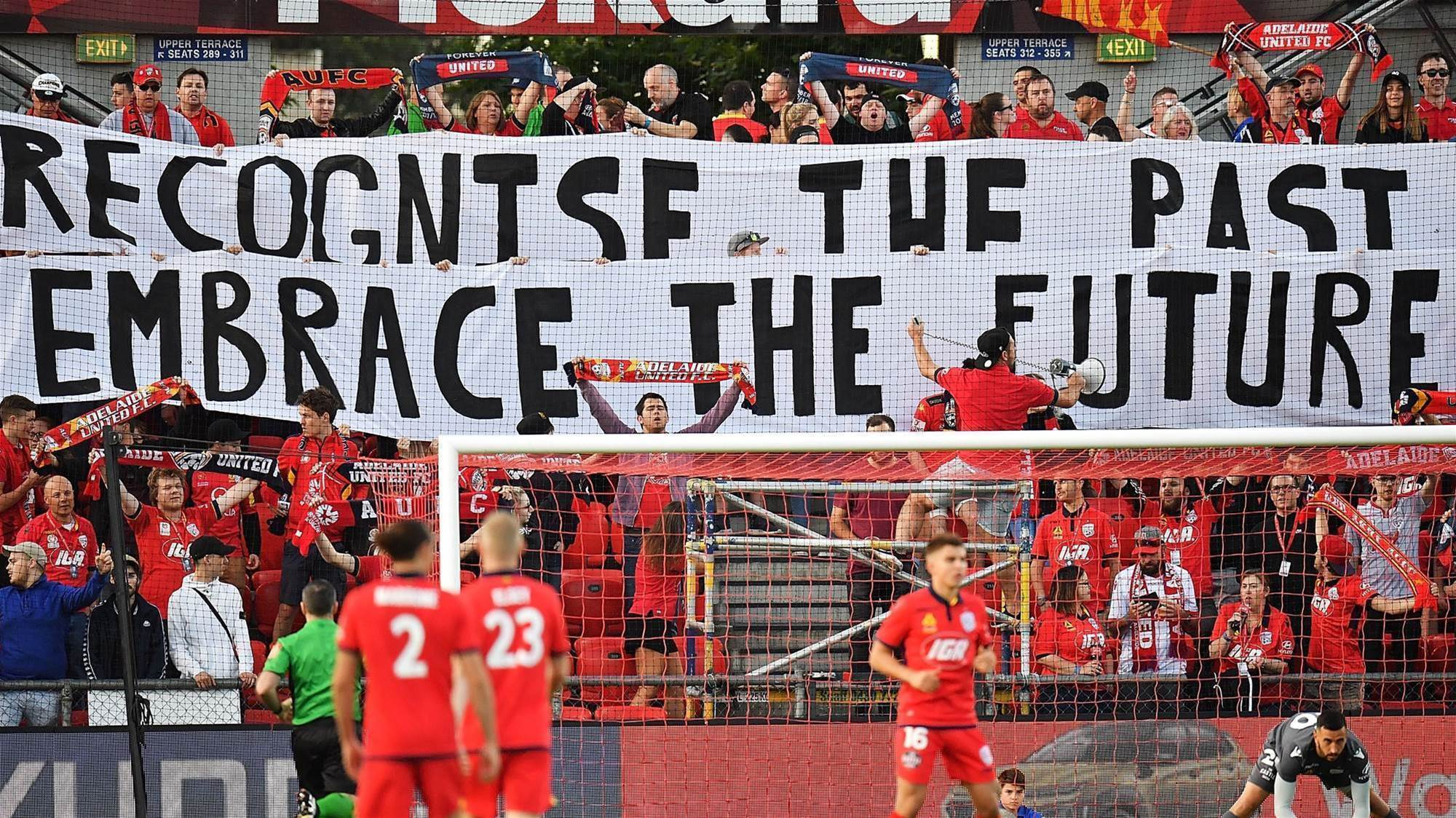 Blood, sweat and tears: gallery of A-League round 4 action
