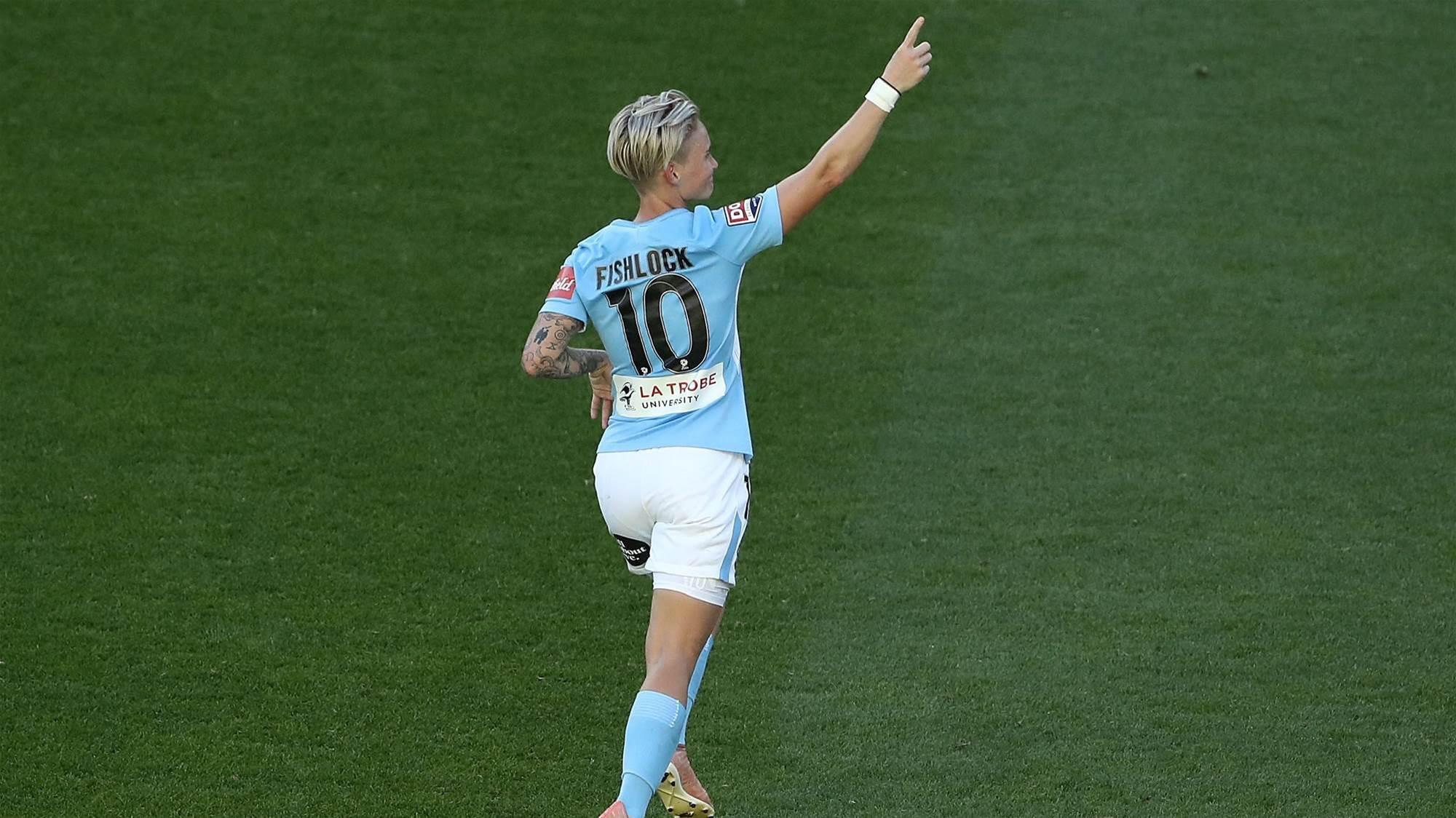 Pic special: W-League Round 3 a striker's dream