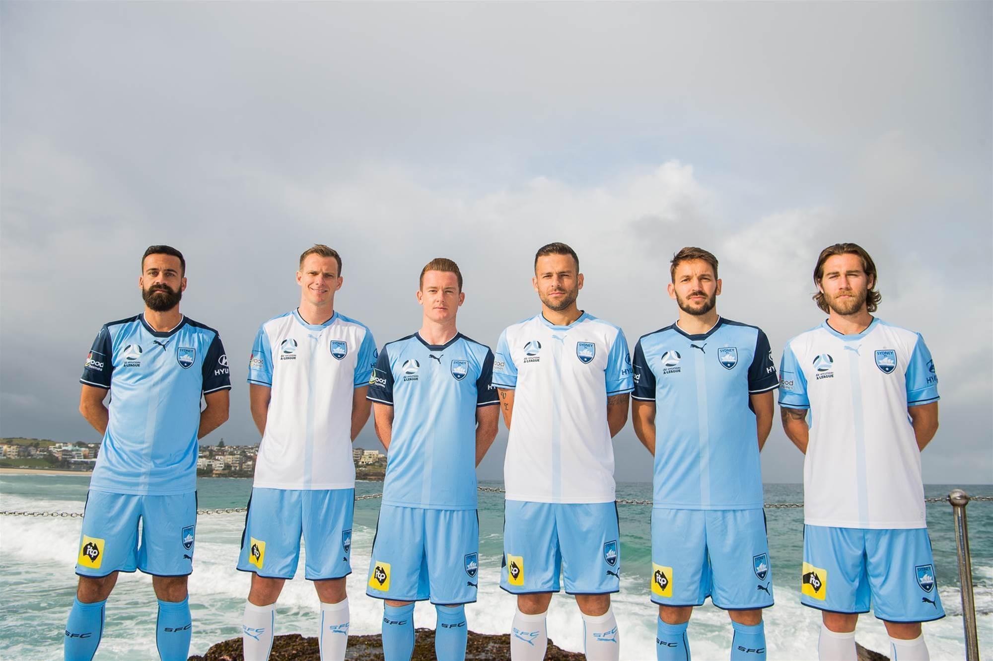 Sydney FC's new PUMA kit revealed