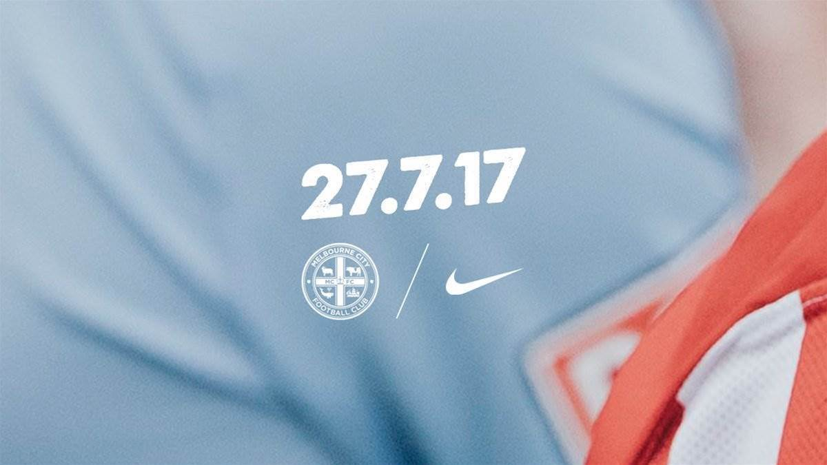 Melbourne City to unveil new kits