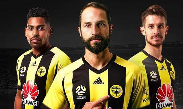 Phoenix unveils 2017/18 A-League kits