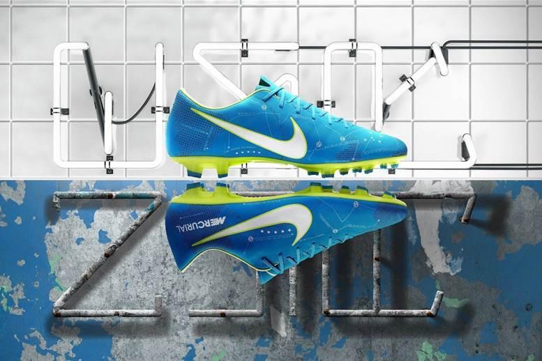 Nike unveils Neymar's signature edition Vapor boots