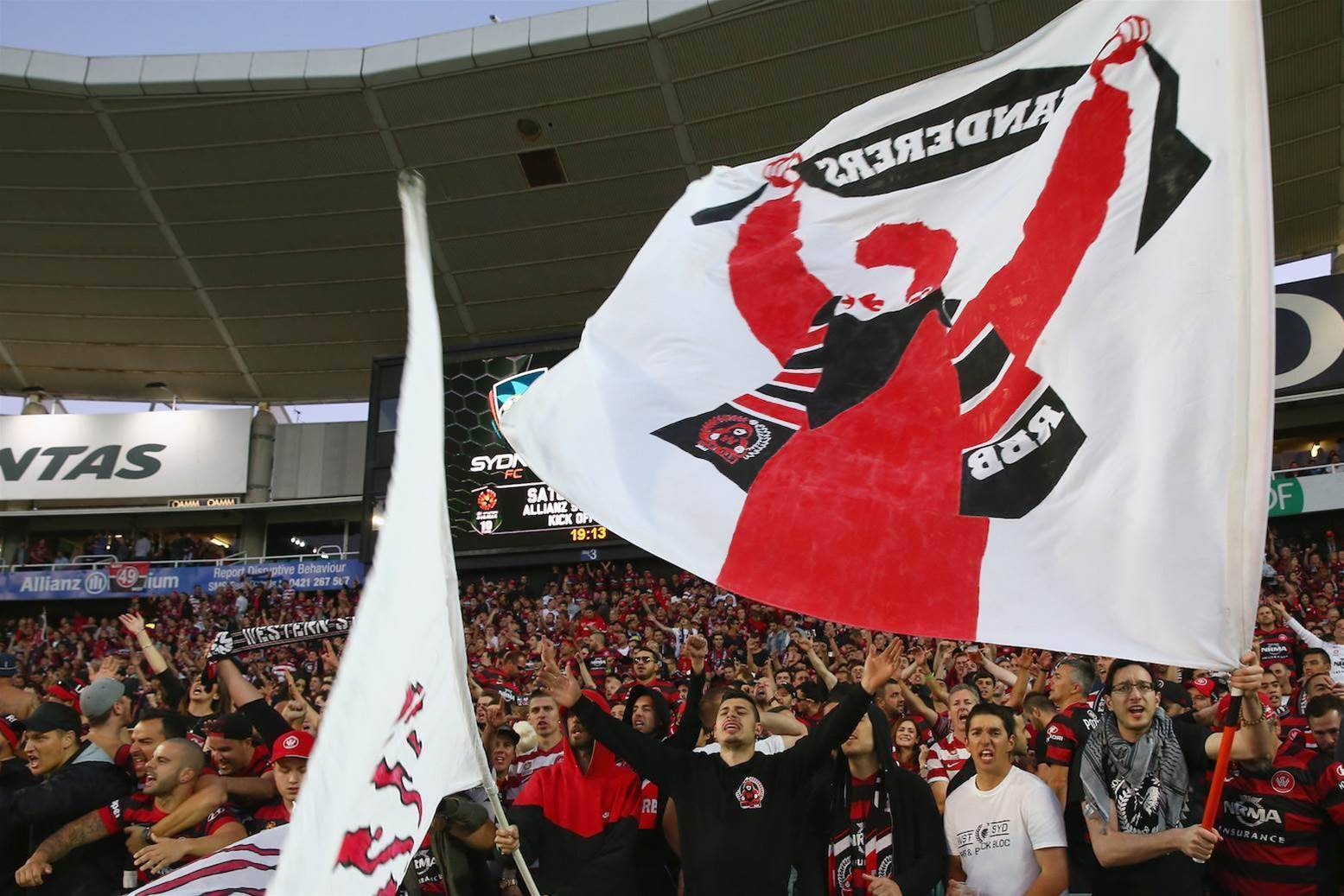Gallery: The best Sydney Derby images