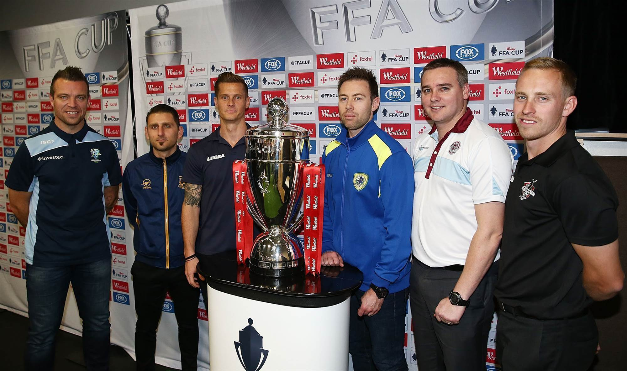 FFA Cup Round of 32 draw pic special