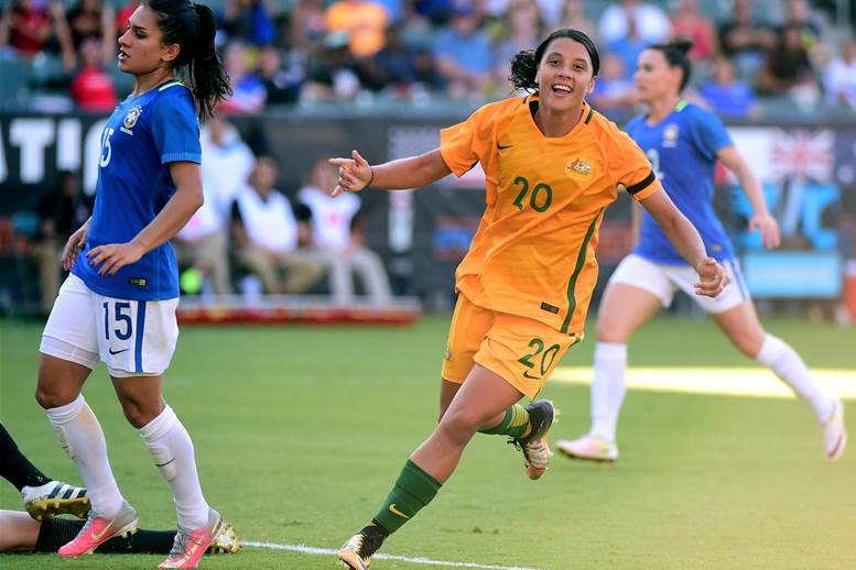 Bootwatch: What were the Matildas wearing at the ToN?