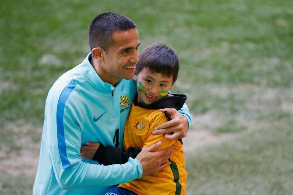 Socceroos training pic special