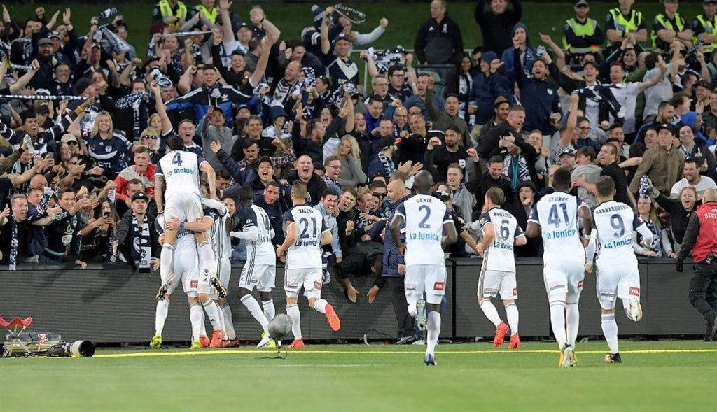 Pic special: A-League Round 3 action