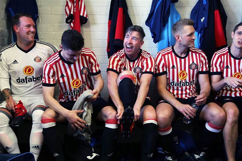 Gallery: Sunderland's 2017-18 home kit unveiled
