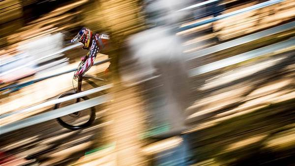 Atherton and Fayolle on top in Lourdes