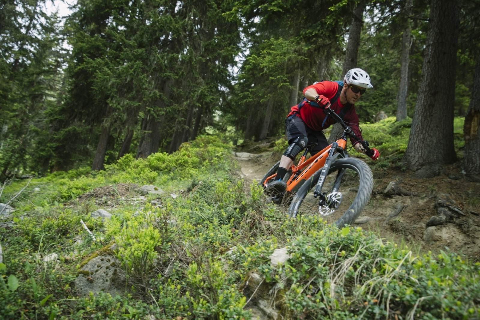 Trek's new Powerfly headlines the 2018 trail range
