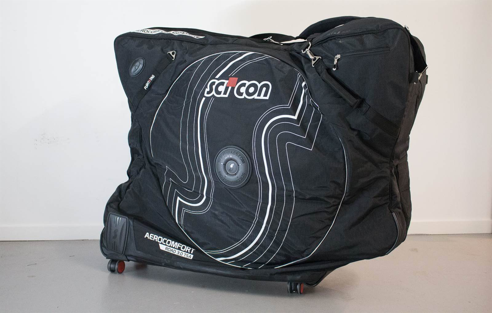 How to pack your bike in a Scicon AeroComfort bag