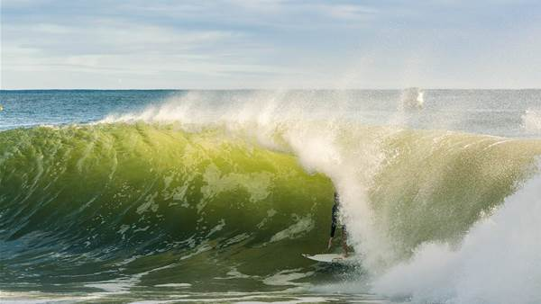 Gallery: New energy, big clashes and the business end of the Quik Pro.