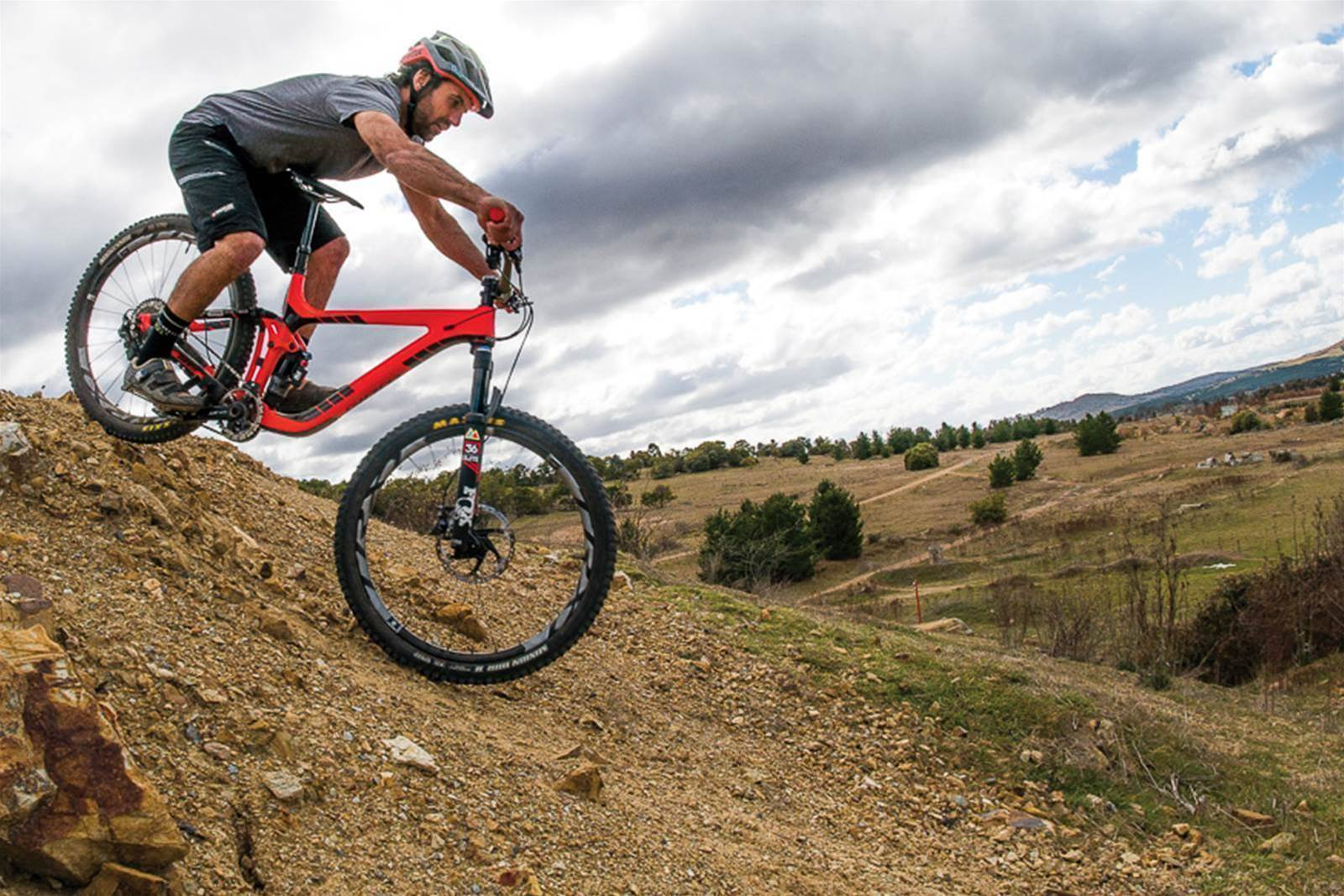 Skills: How to be confident on steep terrain