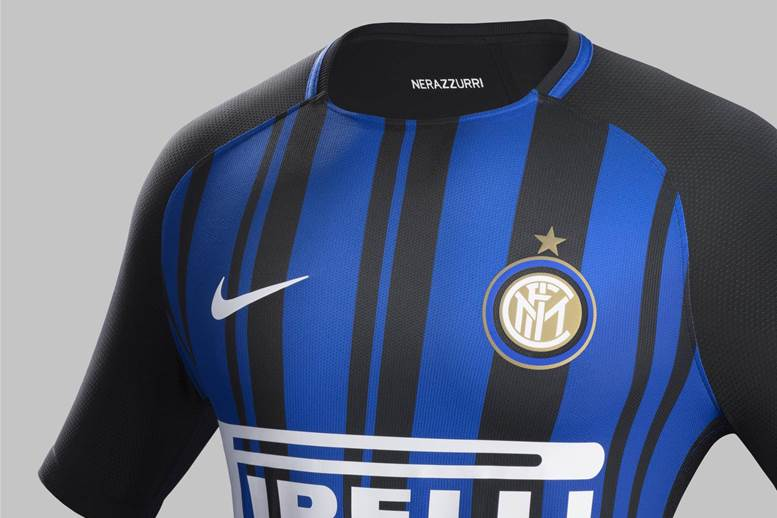 Gallery: Internazionale's 2017-18 home kit unveiled