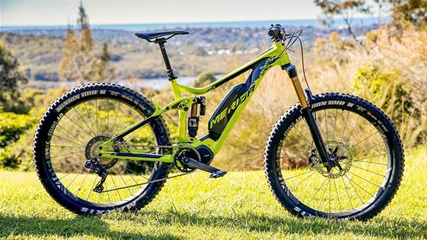 TESTED: Merida E-One Sixty 900E