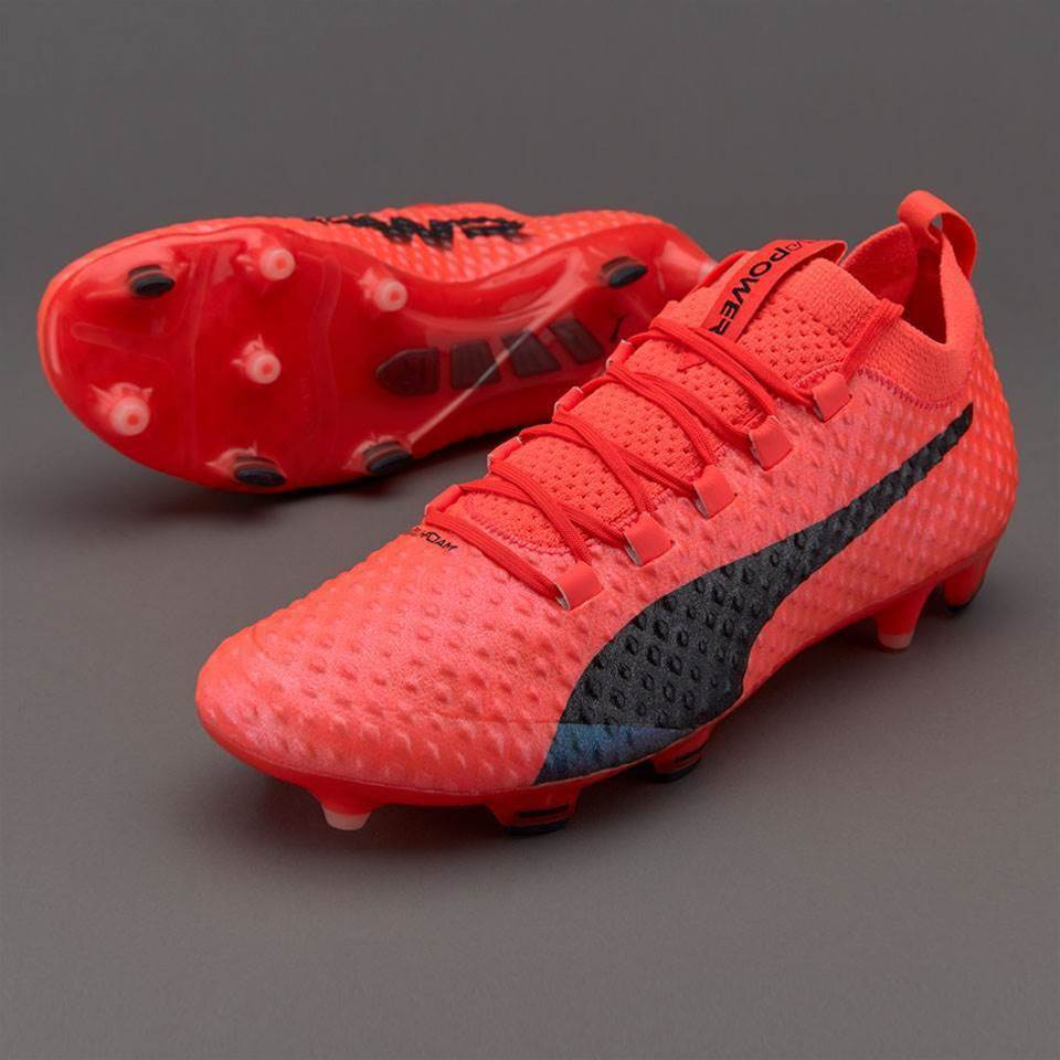 Gallery: Puma's new evoPOWER Vigor 3D 1 FG boots