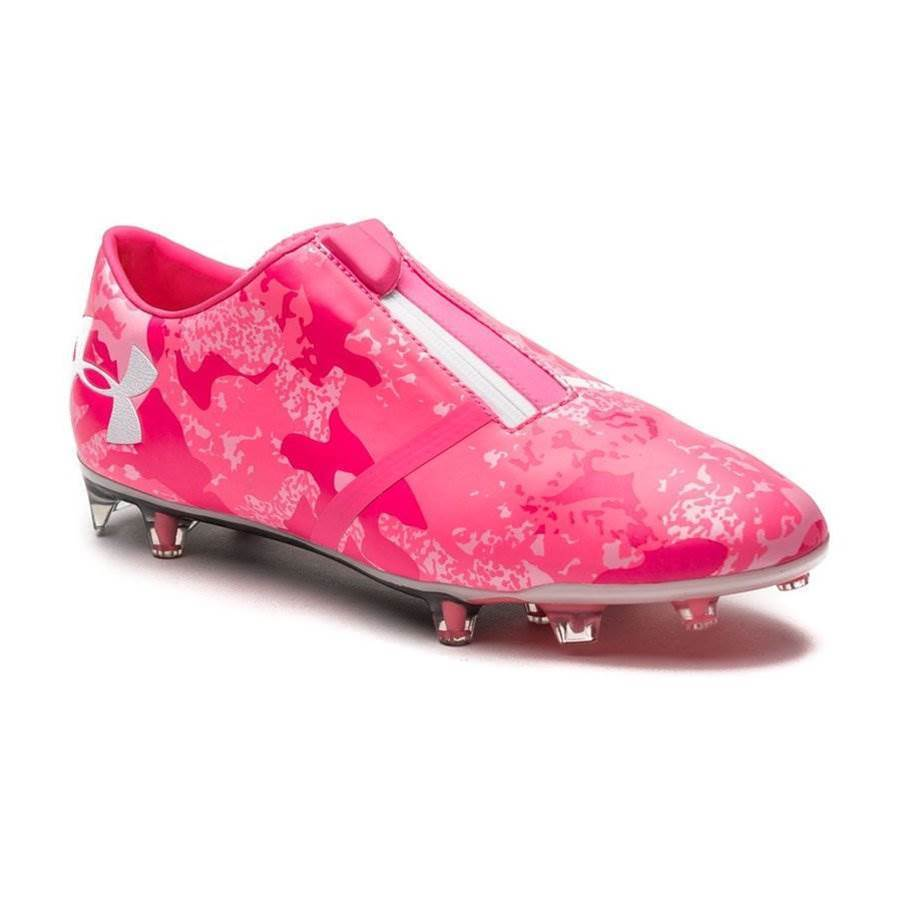 Gallery: Under Armour's new pink boots
