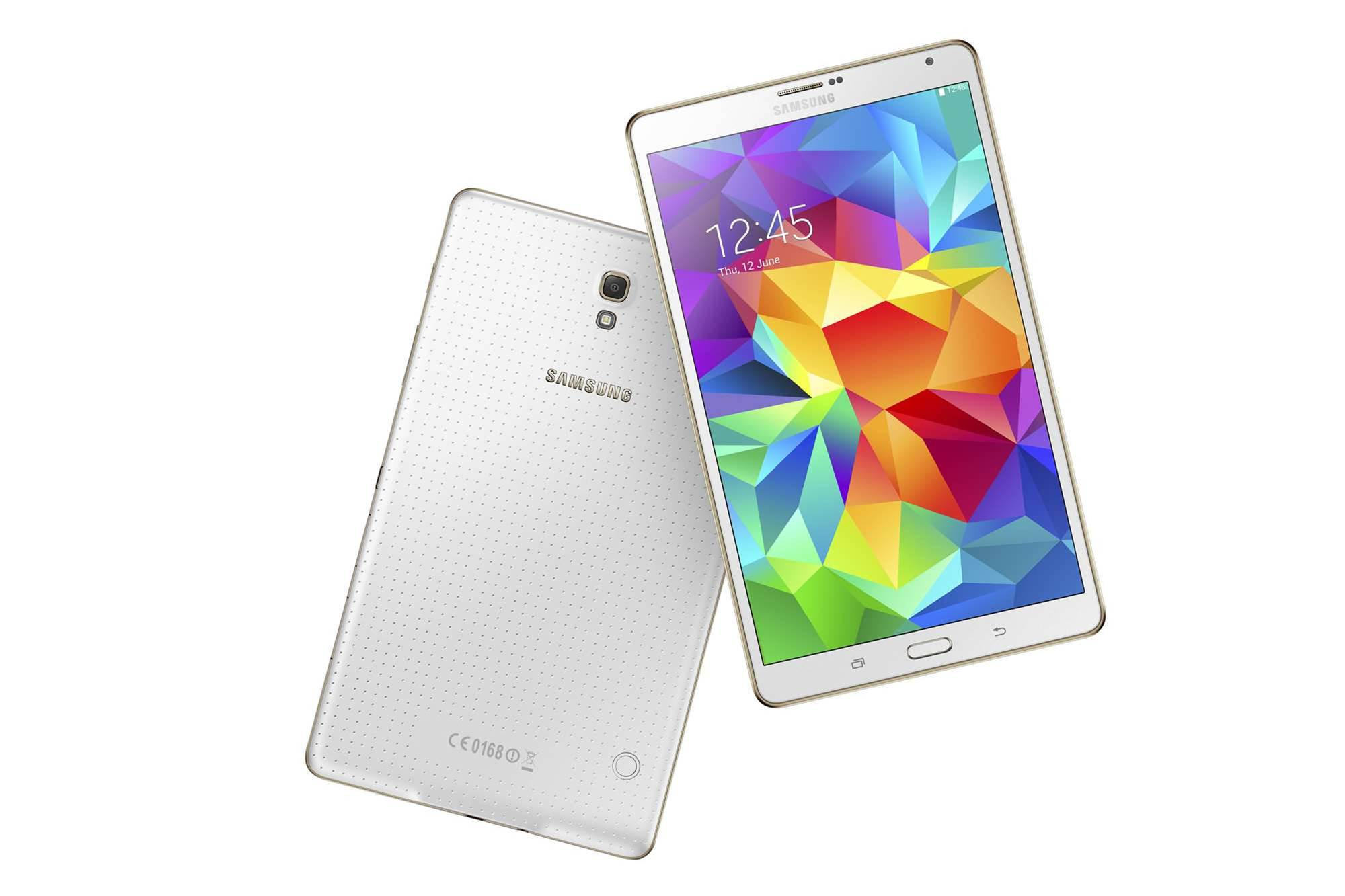 Samsung focuses on screen with new flagship tablet
