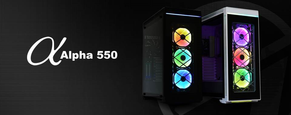 Lian Li reveals new Alpha range PC cases