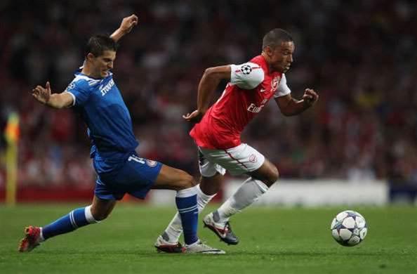 UCL Group F Wrap: Chamberlain Makes Splash