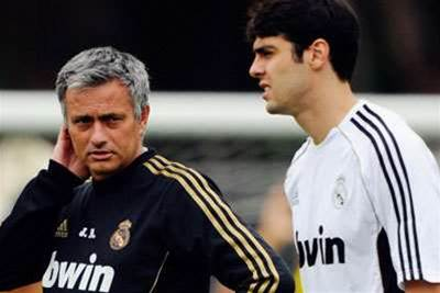 Kaka reassured of Real future