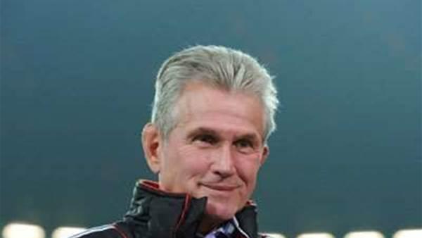 Heynckes Lauds Bayern Transformation