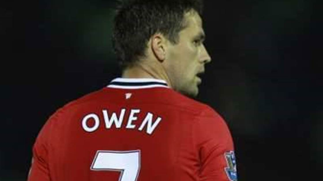 Crouch Wants Owen At Stoke