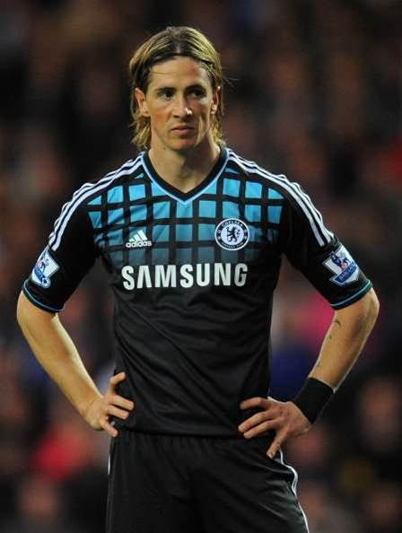 Torres Misses Out On Spain Place