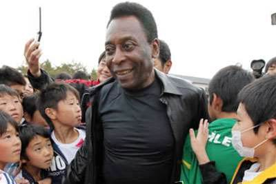 Pele In Hospital For Surgery