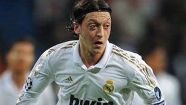 Ozil eager to reach Champions League final