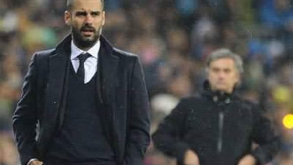Pep's Future Not A Concern For Mourinho