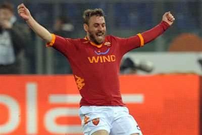 De Rossi pay rise makes him top Italian