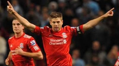 Taylor Tips Gerrard To Replace Terry