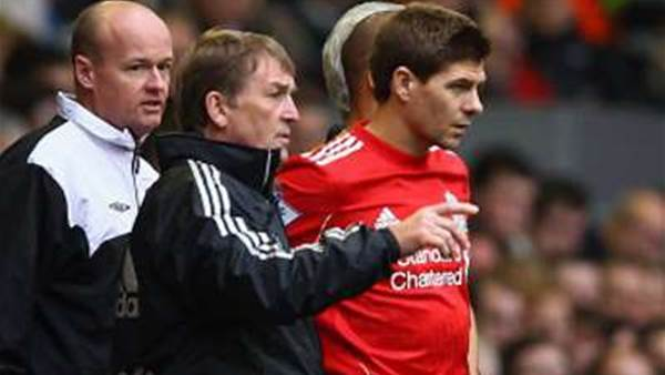 Gerrard Looks To Exorcise Demons