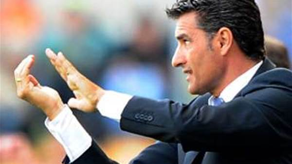 Sevilla name Michel as new coach